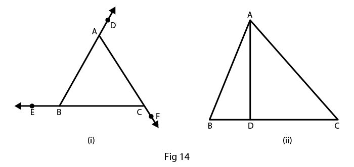RD Sharma Solutions for class 7 Maths Chapter 14 Lines and Angles Image 2