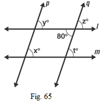 RD Sharma Solutions for class 7 Maths Chapter 14 Lines and Angles Image 28