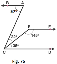 RD Sharma Solutions for class 7 Maths Chapter 14 Lines and Angles Image 38