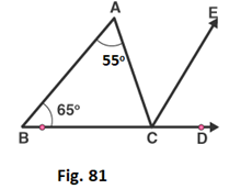 RD Sharma Solutions for class 7 Maths Chapter 14 Lines and Angles Image 44
