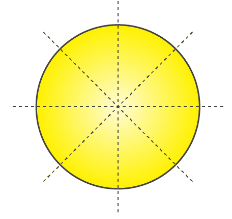 RD Sharma Solutions for Class 7 Maths Chapter 18 Symmetry Image 2