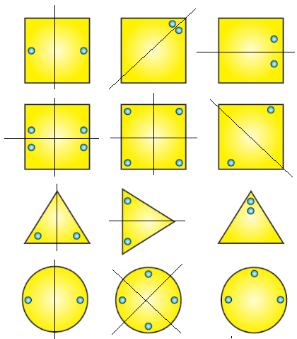 RD Sharma Solutions for Class 7 Maths Chapter 18 Symmetry Image 23