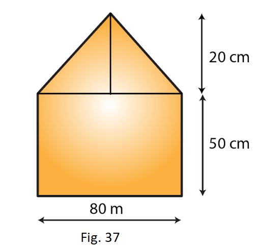 RD Sharma Solutions for Class 7 Maths Chapter 20 Mensuration - I (Perimeter and Area of Rectilinear Figures) Image 41