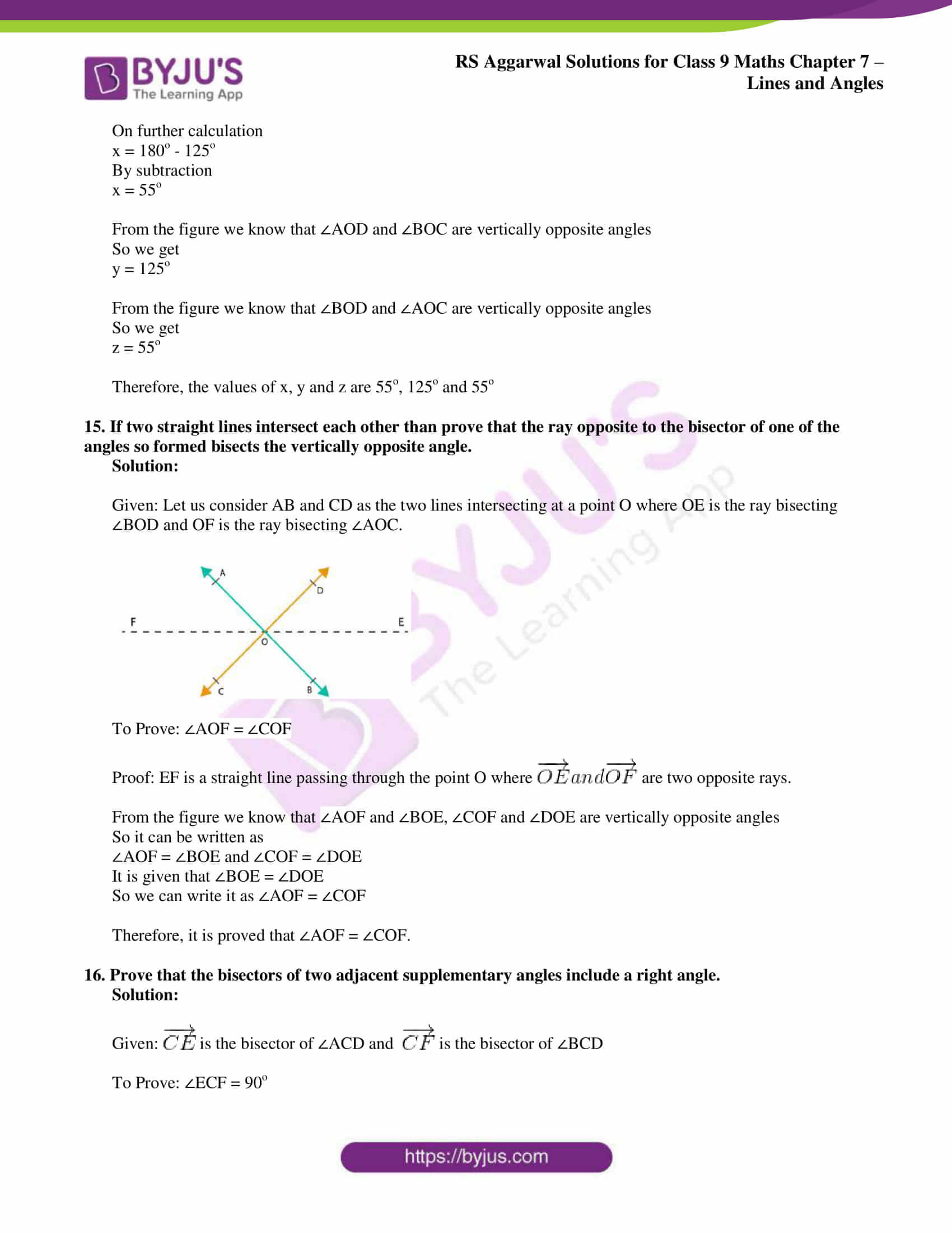 rs aggarwal class 9 solutions maths chapter 7 ex b 11