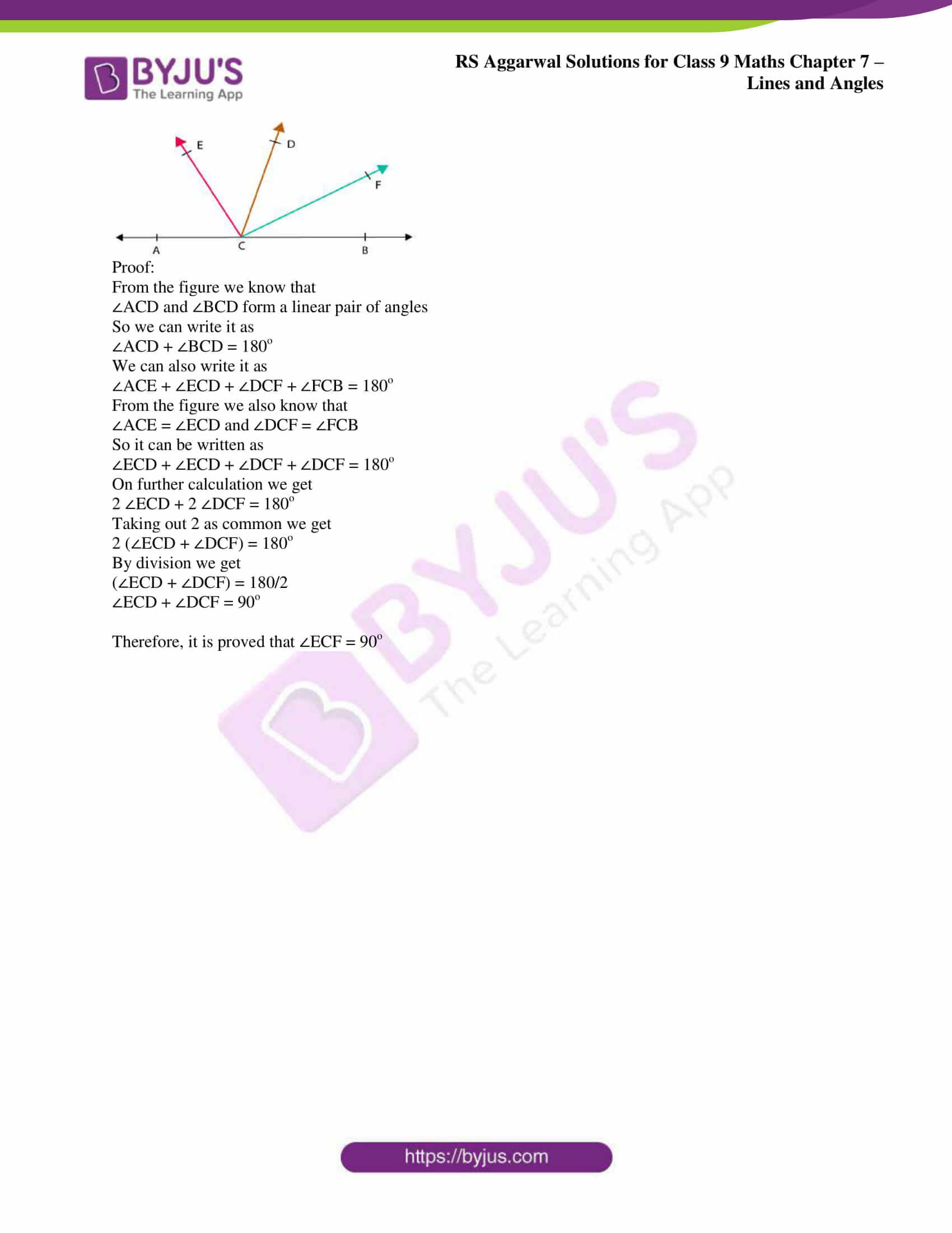 rs aggarwal class 9 solutions maths chapter 7 ex b 12