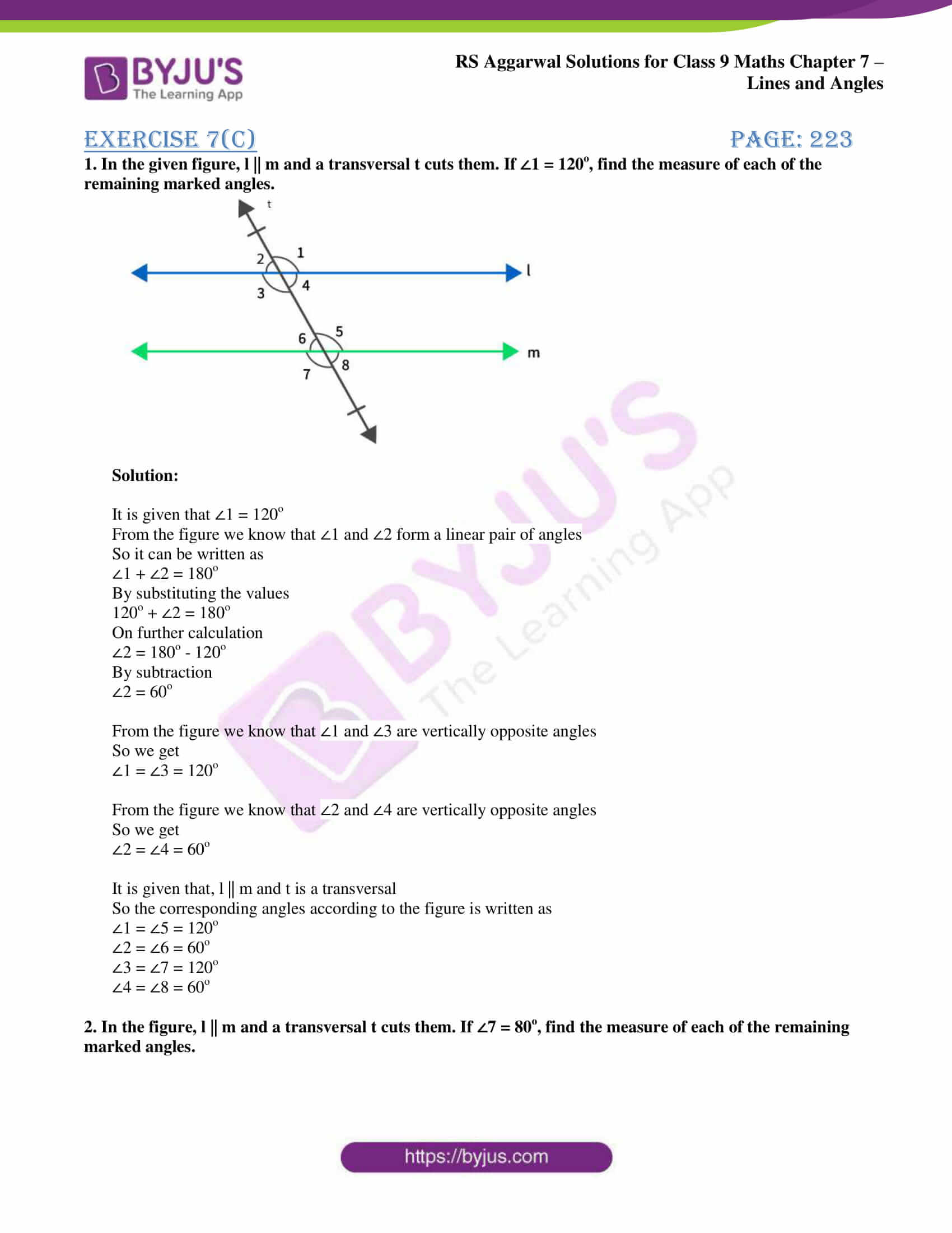 rs aggarwal class 9 solutions maths chapter 7 ex c 01