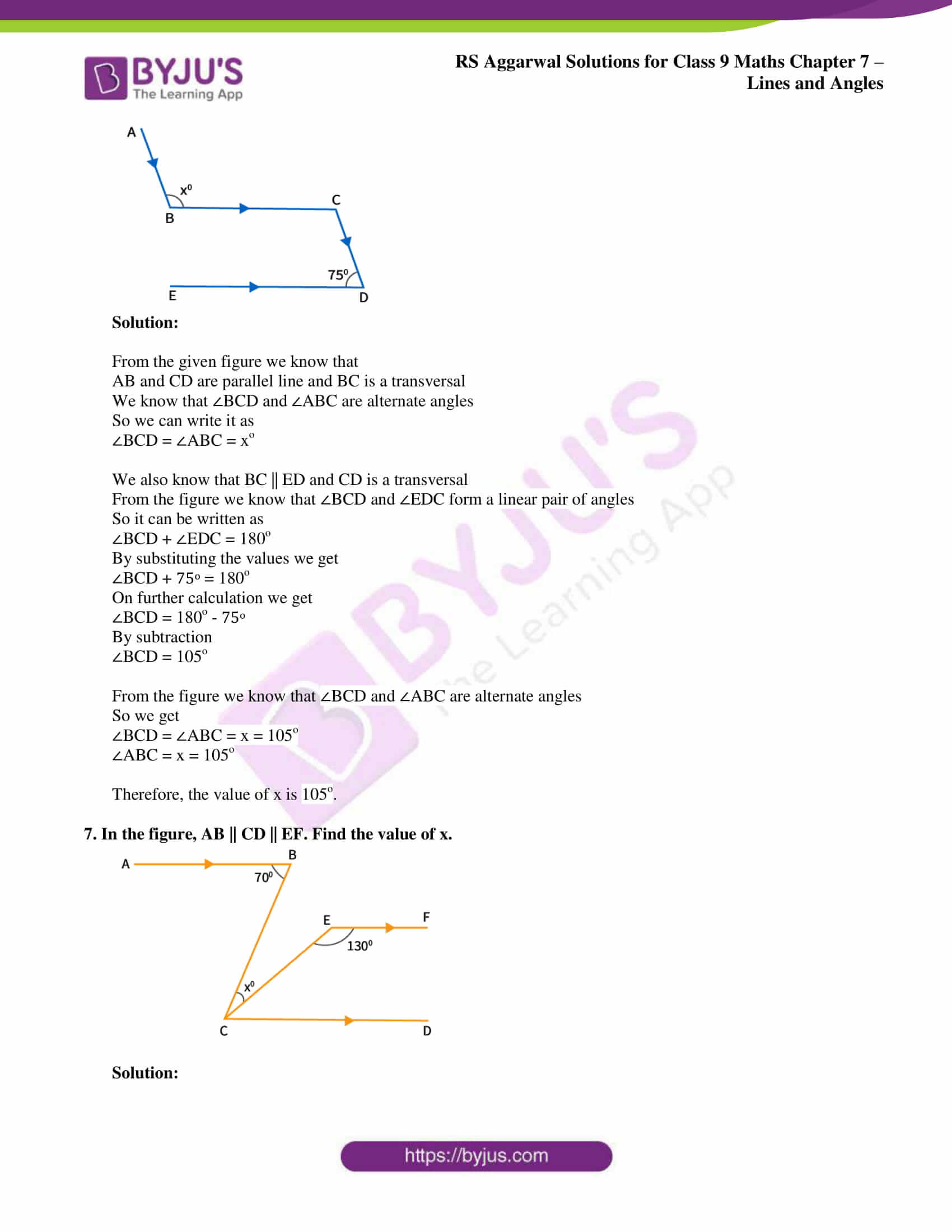 rs aggarwal class 9 solutions maths chapter 7 ex c 05