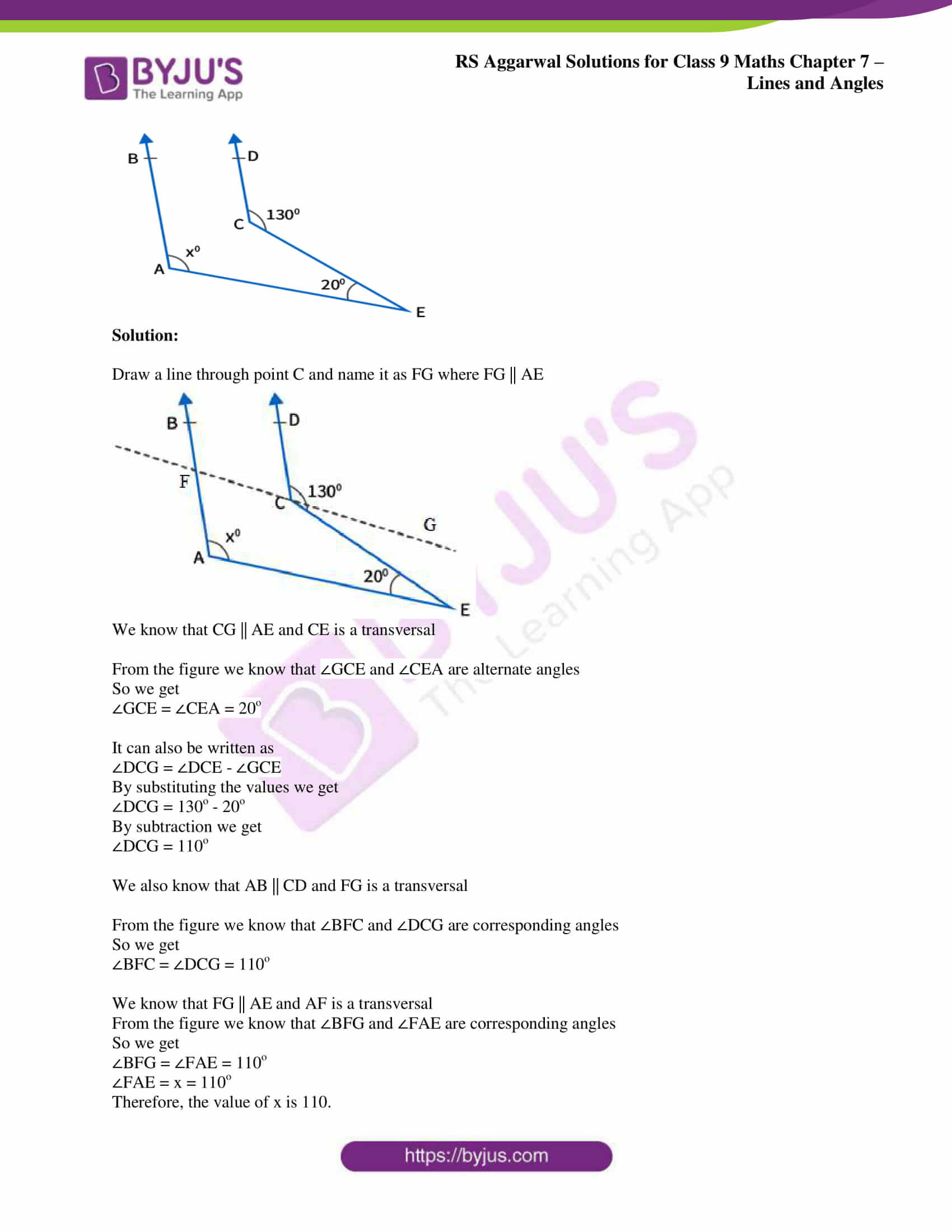rs aggarwal class 9 solutions maths chapter 7 ex c 11