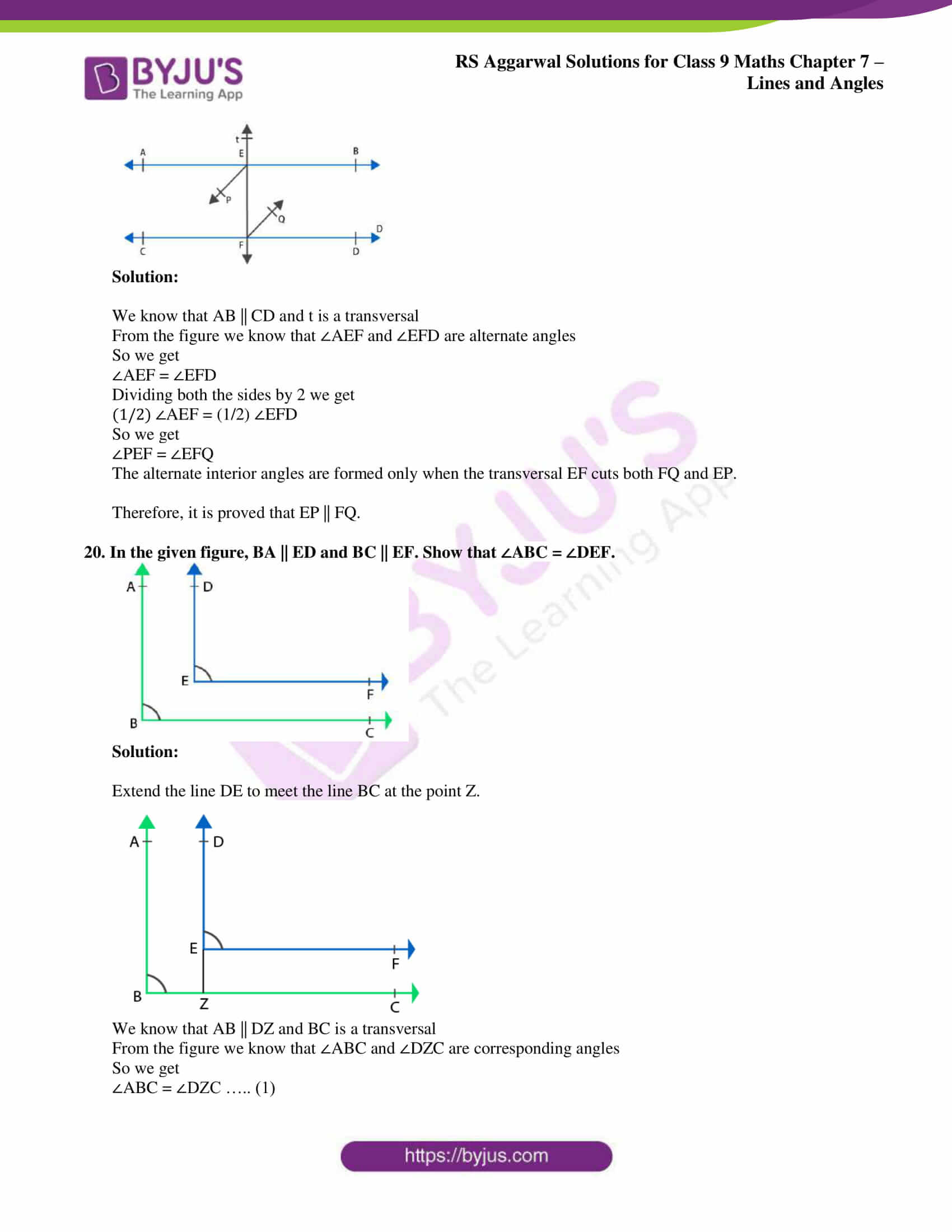 rs aggarwal class 9 solutions maths chapter 7 ex c 20