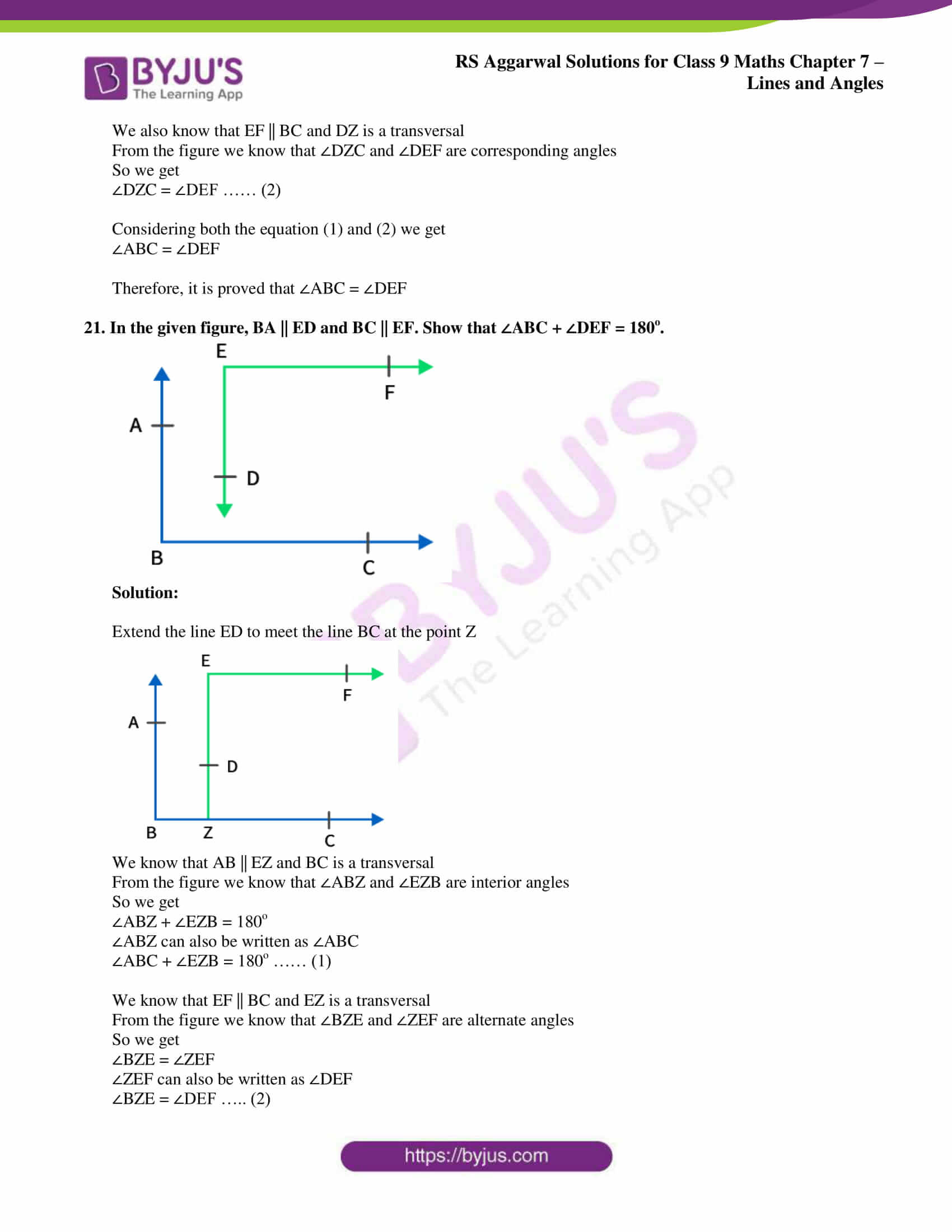 rs aggarwal class 9 solutions maths chapter 7 ex c 21