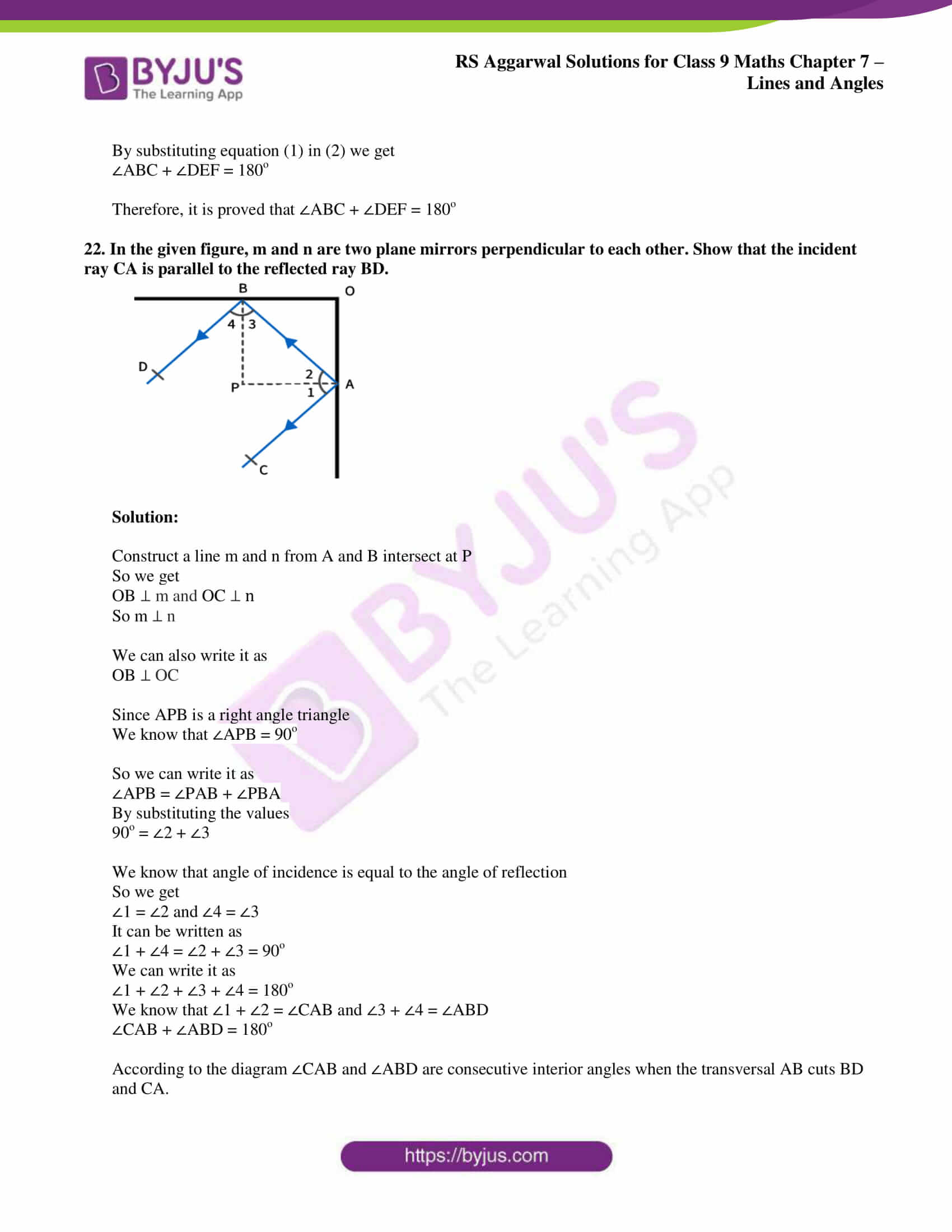 rs aggarwal class 9 solutions maths chapter 7 ex c 22