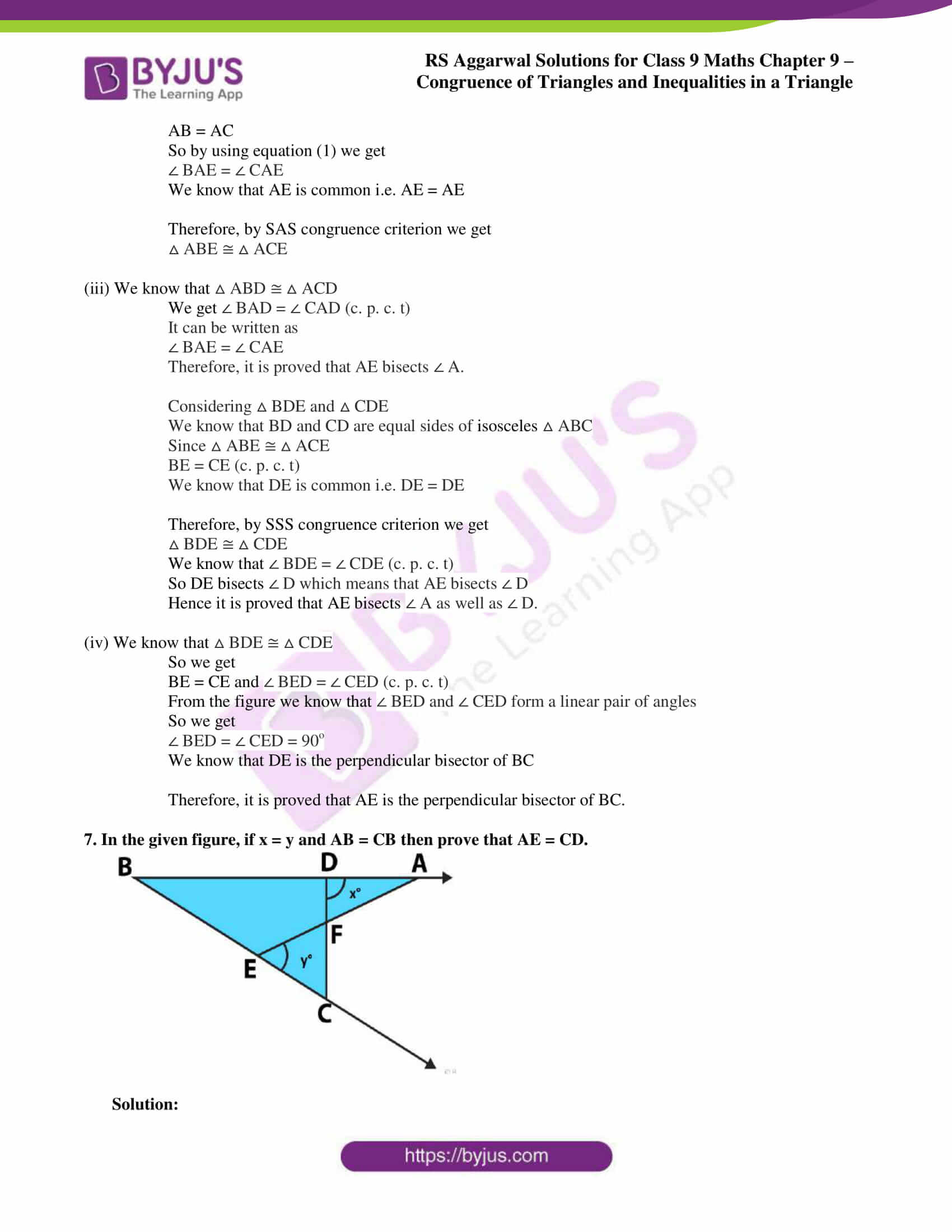 rs aggarwal class 9 solutions maths chapter 9 ex a 05