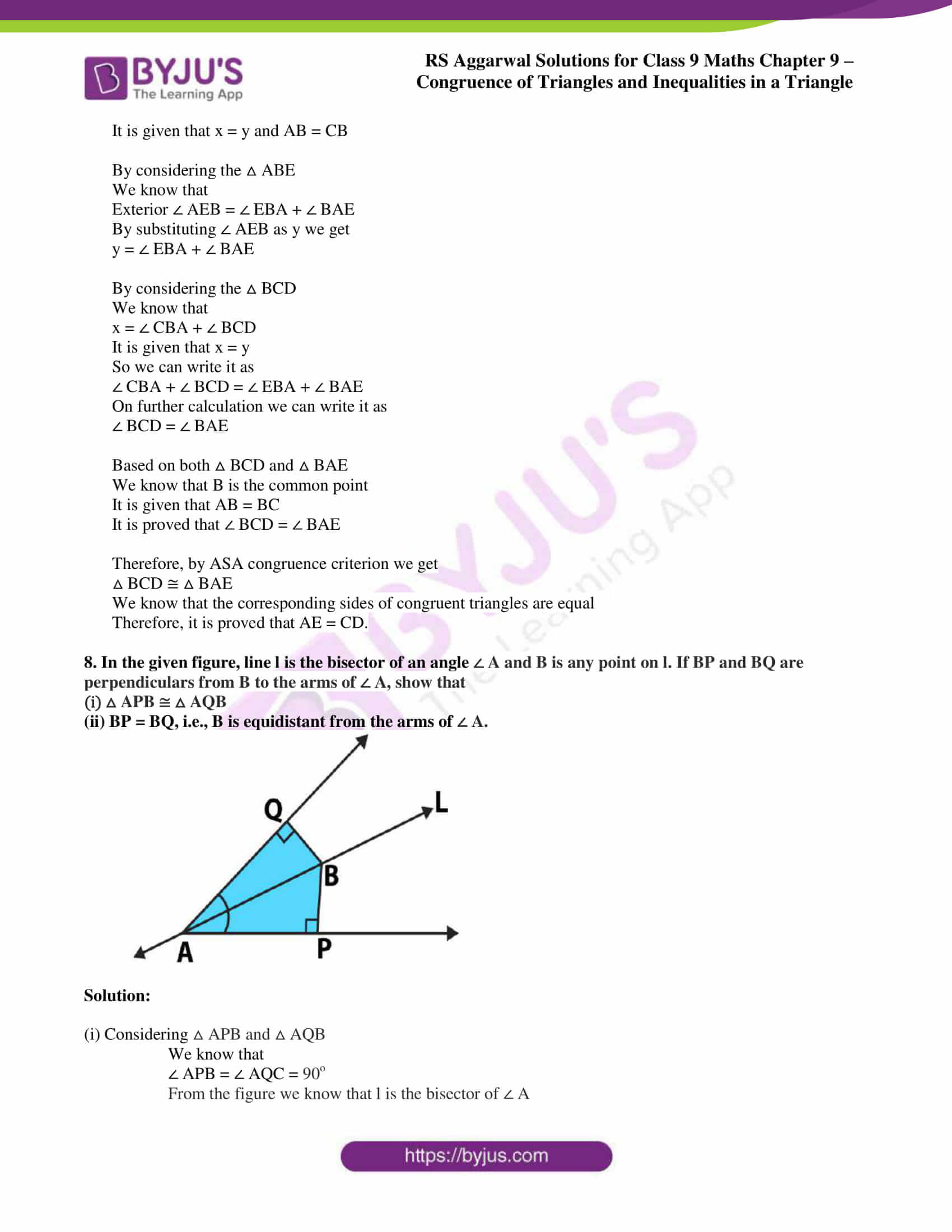 rs aggarwal class 9 solutions maths chapter 9 ex a 06