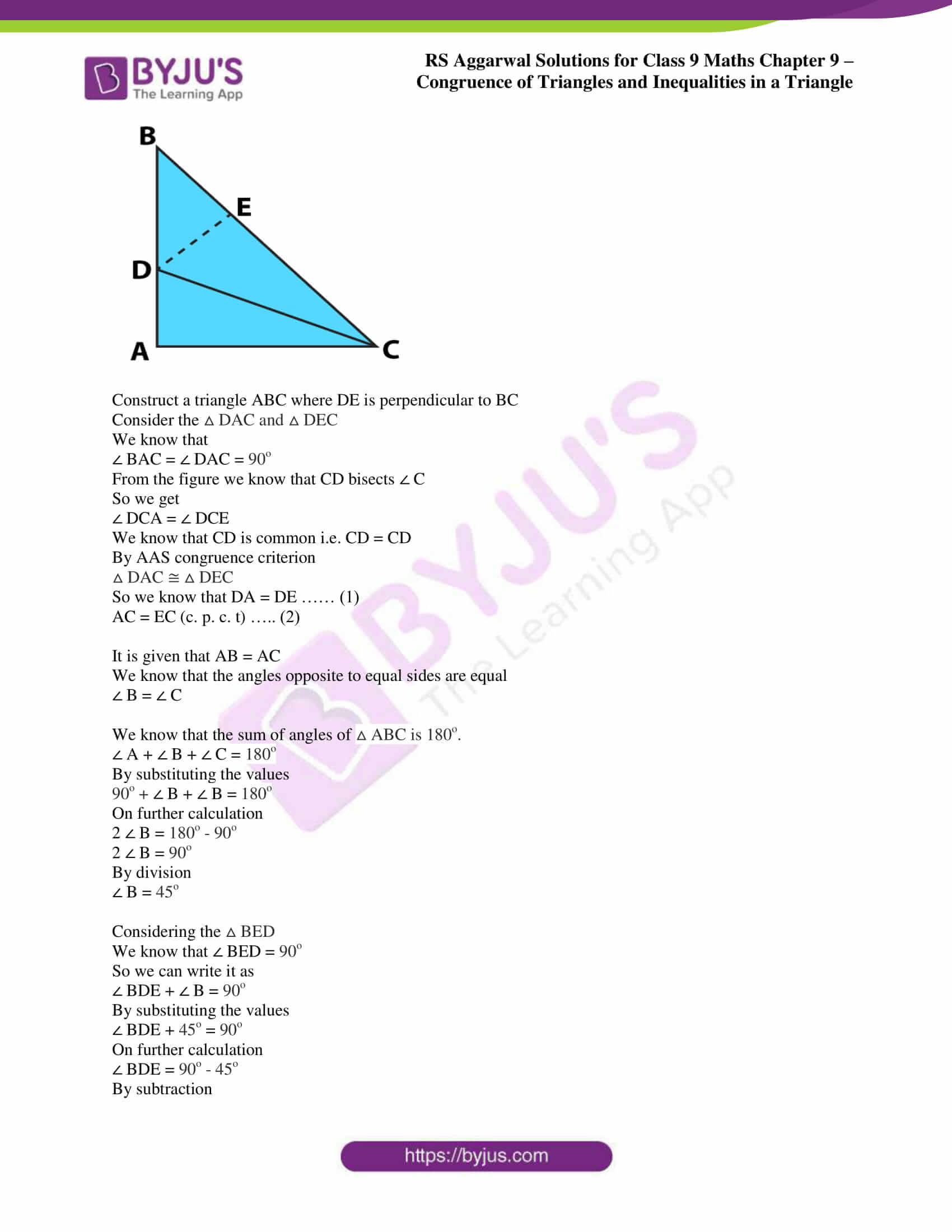 rs aggarwal class 9 solutions maths chapter 9 ex a 08