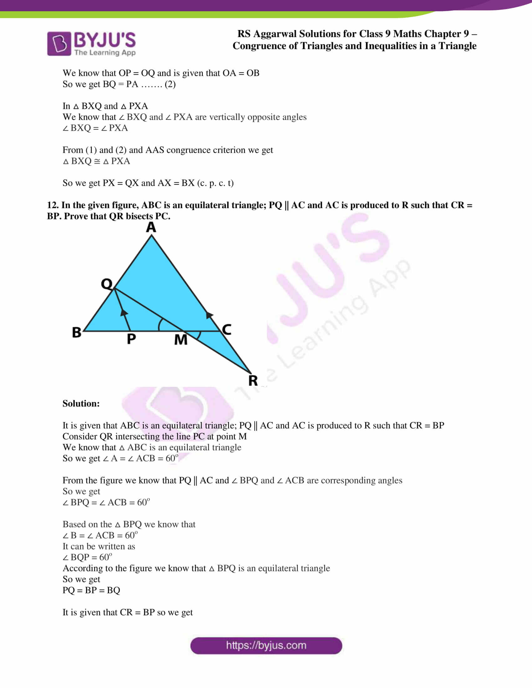 rs aggarwal class 9 solutions maths chapter 9 ex a 10