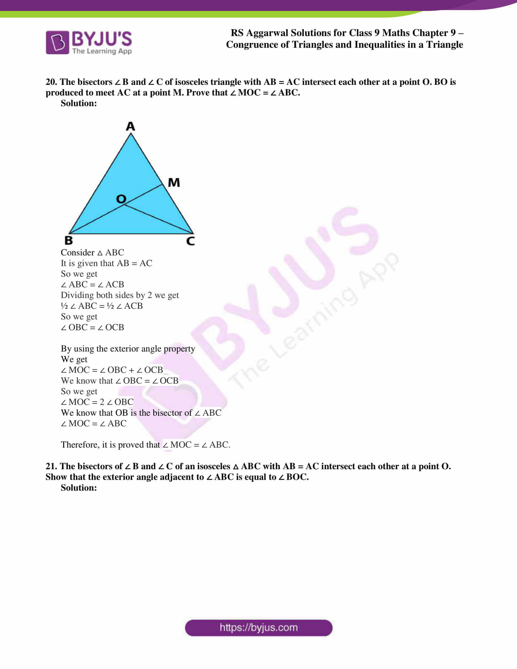 rs aggarwal class 9 solutions maths chapter 9 ex a 17