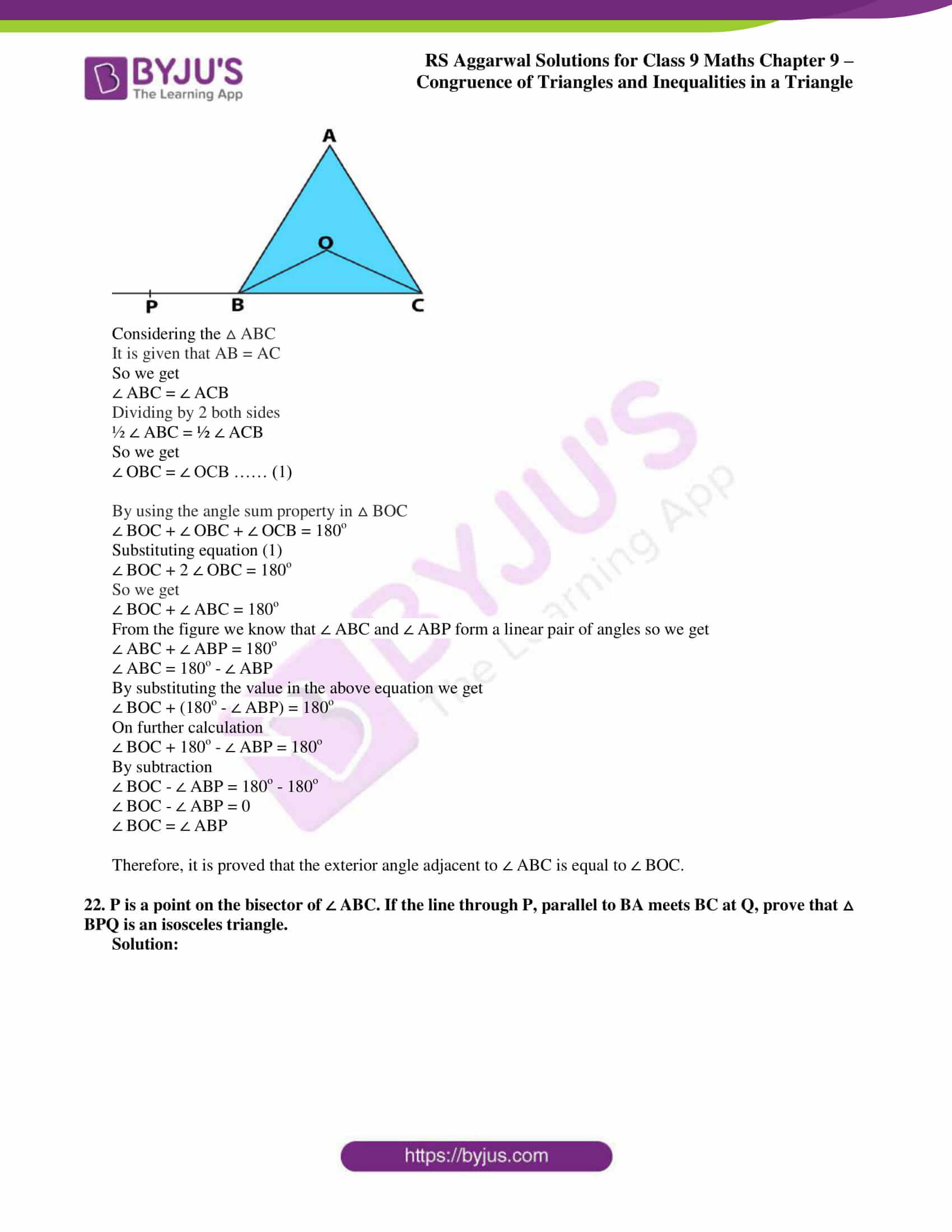 rs aggarwal class 9 solutions maths chapter 9 ex a 18