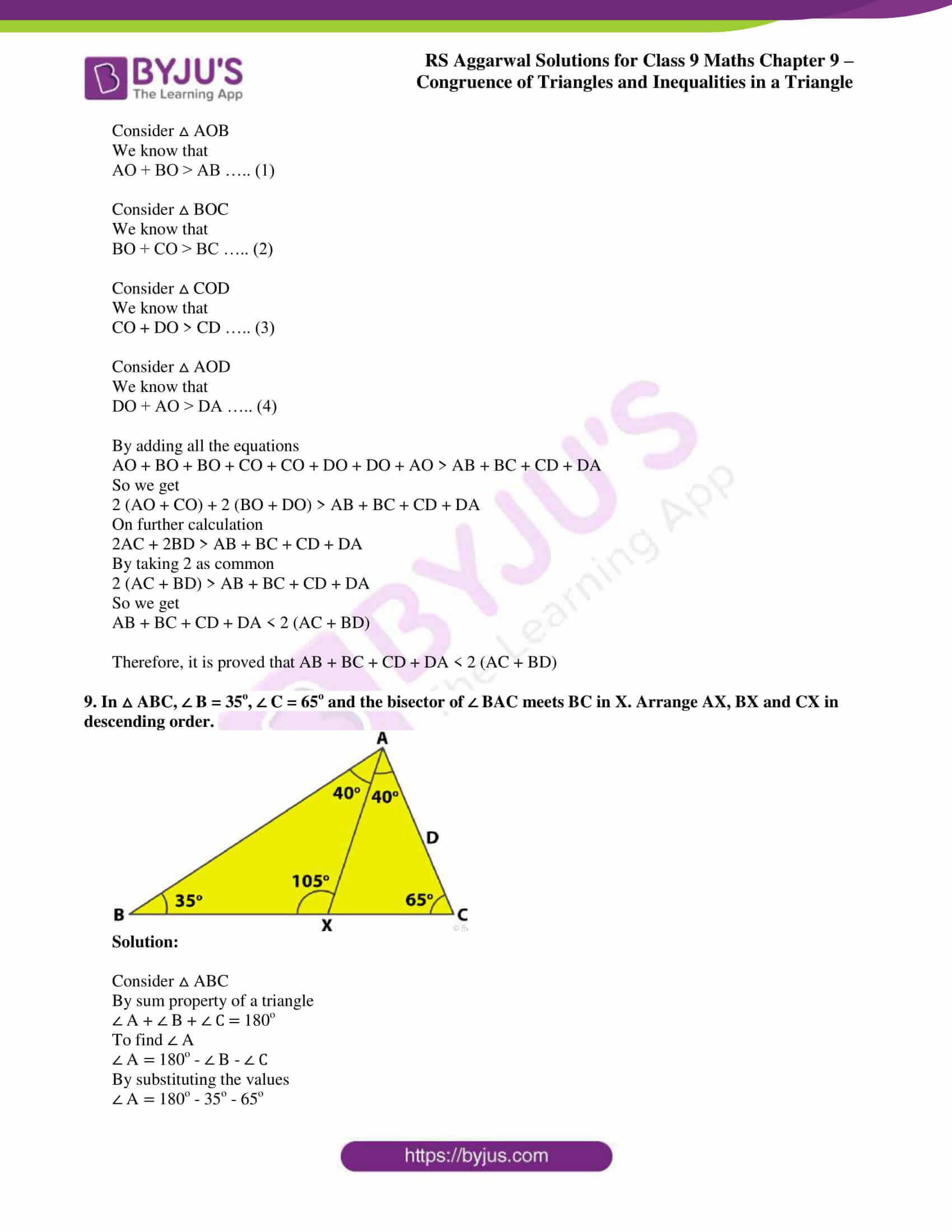 rs aggarwal class 9 solutions maths chapter 9 ex b 07