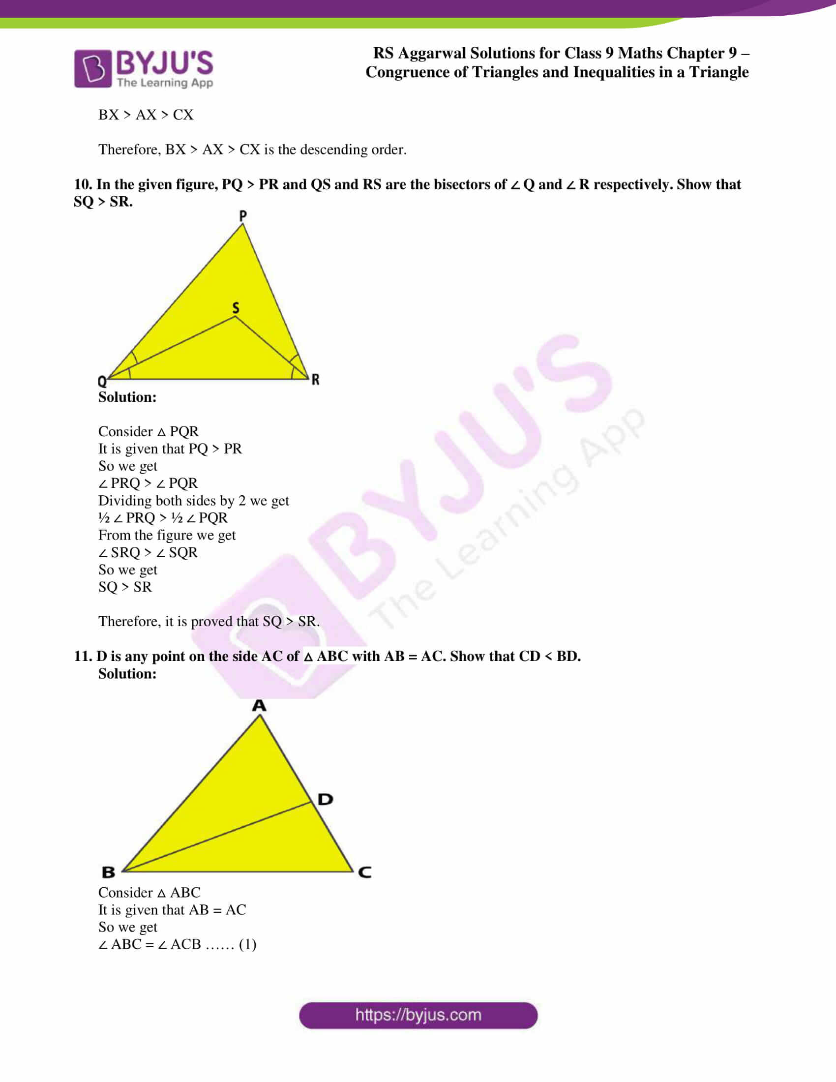 rs aggarwal class 9 solutions maths chapter 9 ex b 09