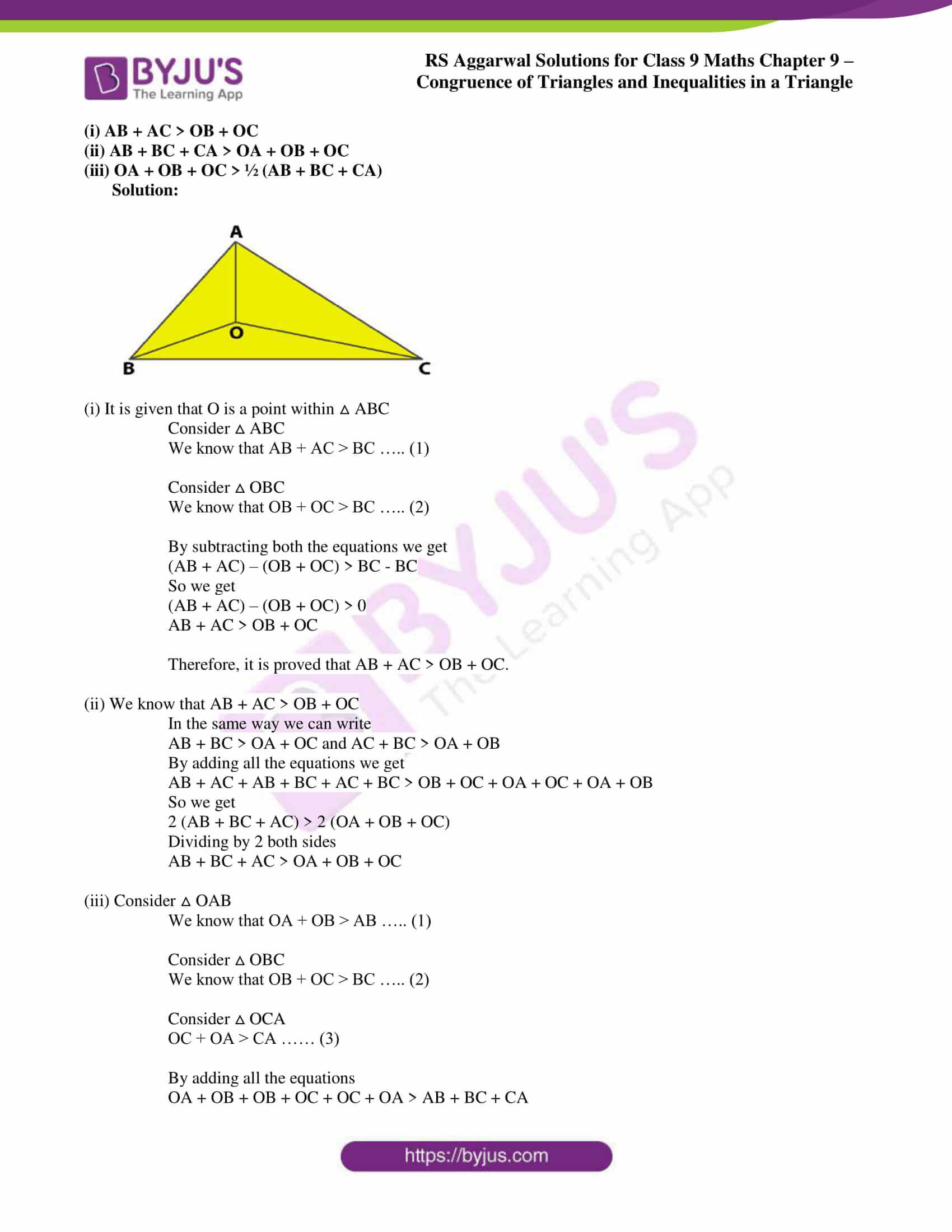 rs aggarwal class 9 solutions maths chapter 9 ex b 12