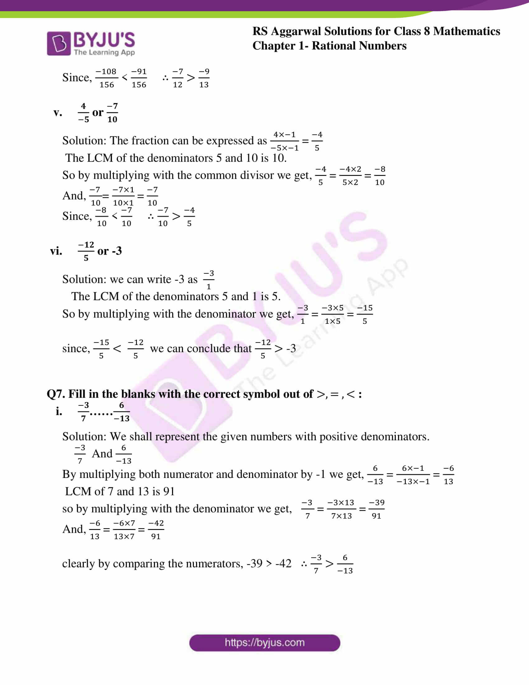 rs aggarwal solution for class 8 maths chapter 1 ex a 05