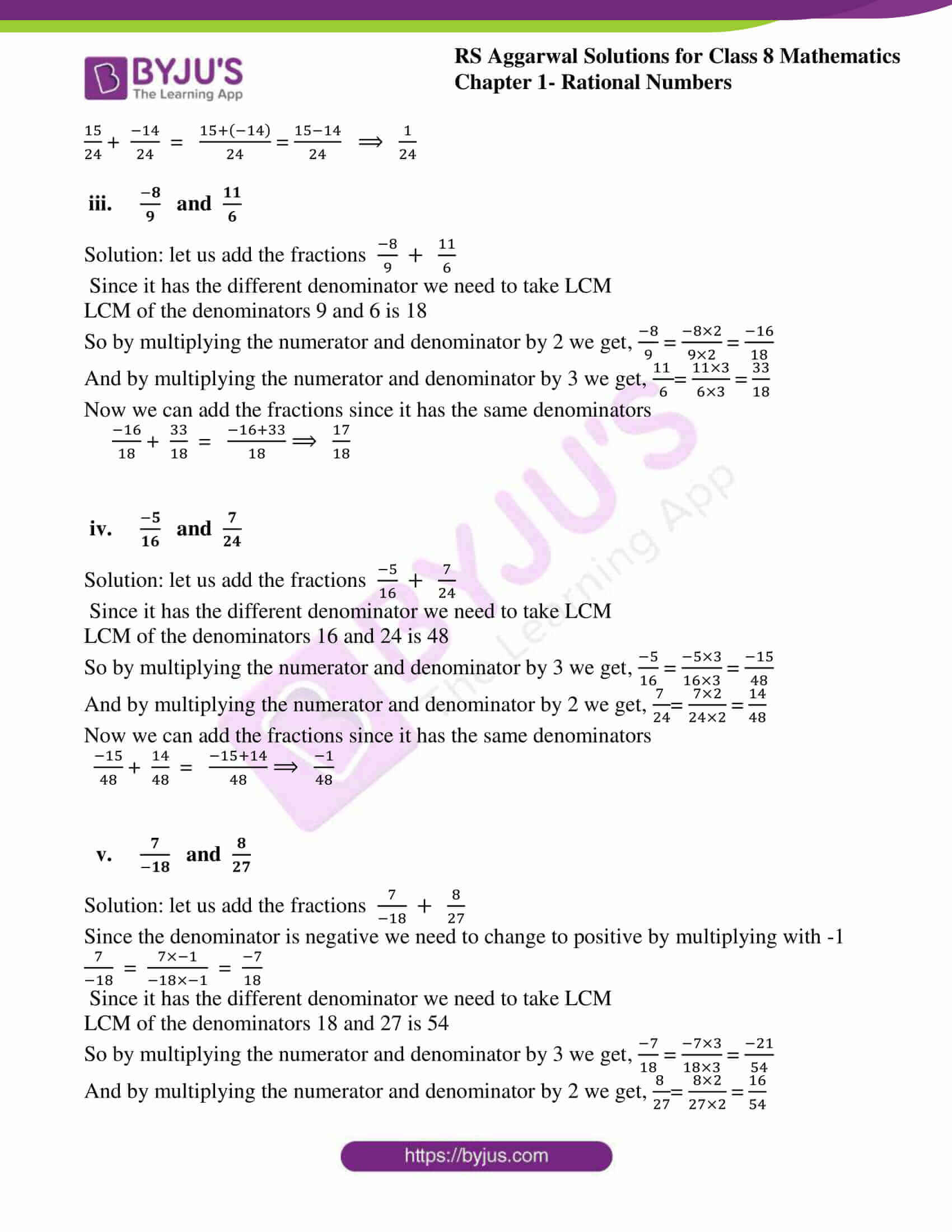 rs aggarwal solution for class 8 maths chapter 1 ex c 03