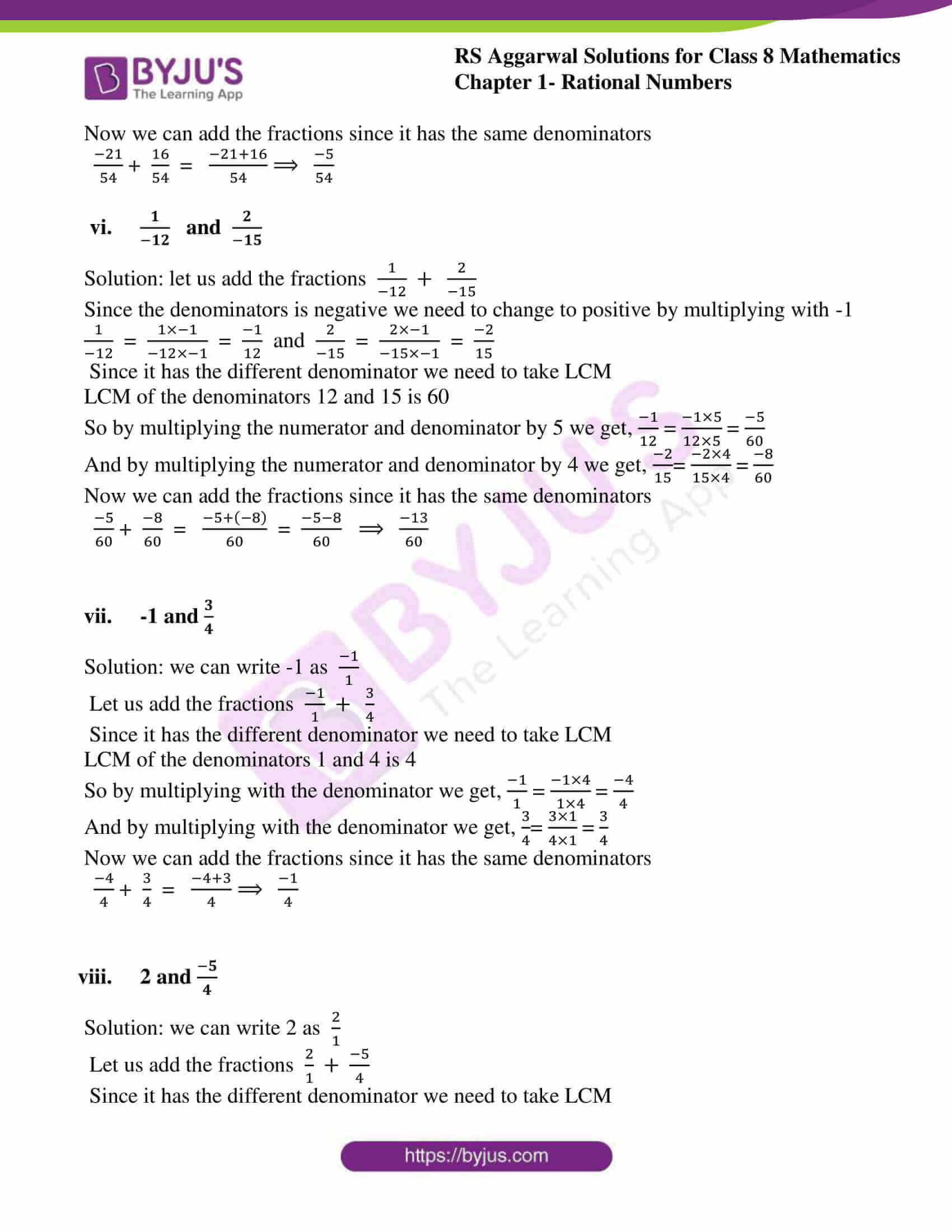 rs aggarwal solution for class 8 maths chapter 1 ex c 04