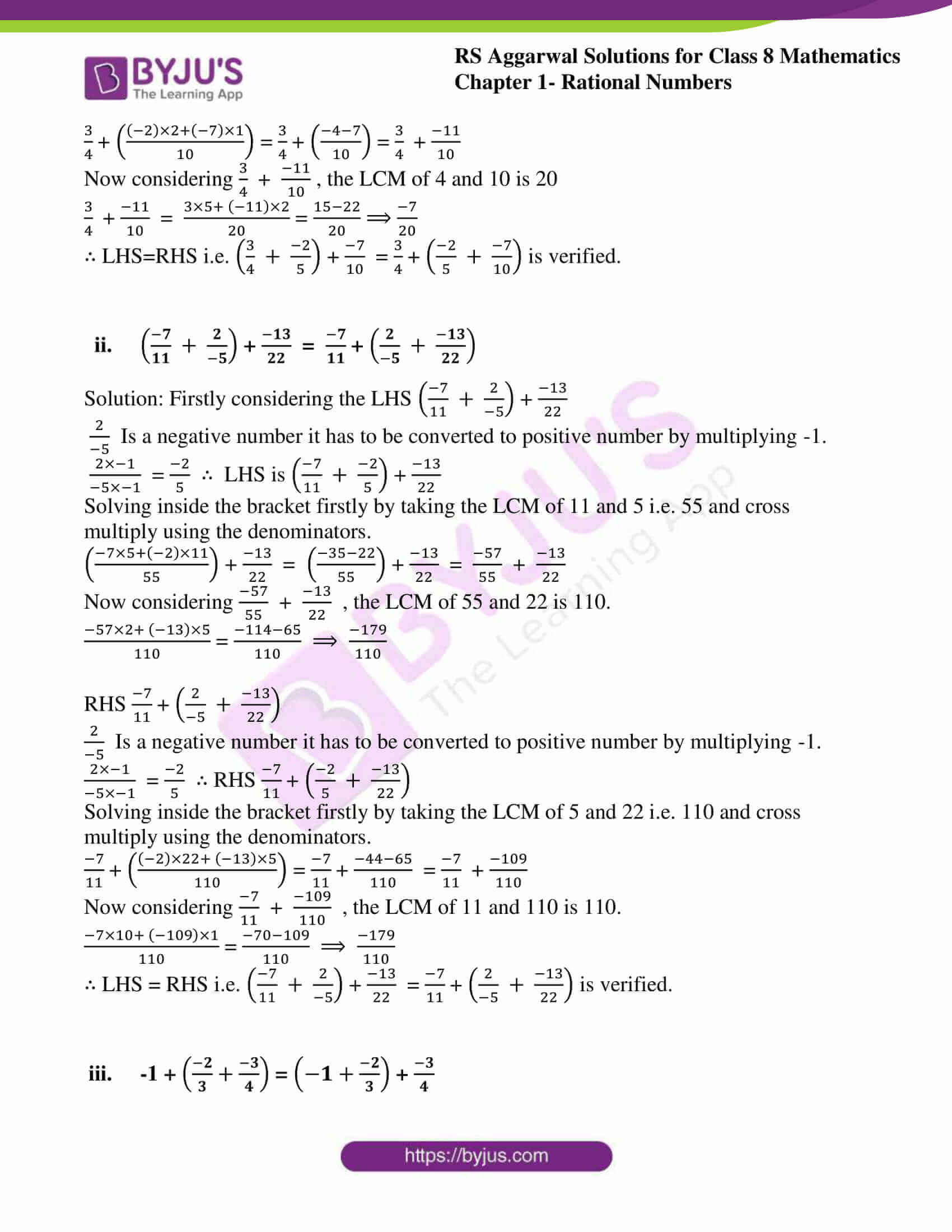 rs aggarwal solution for class 8 maths chapter 1 ex c 09