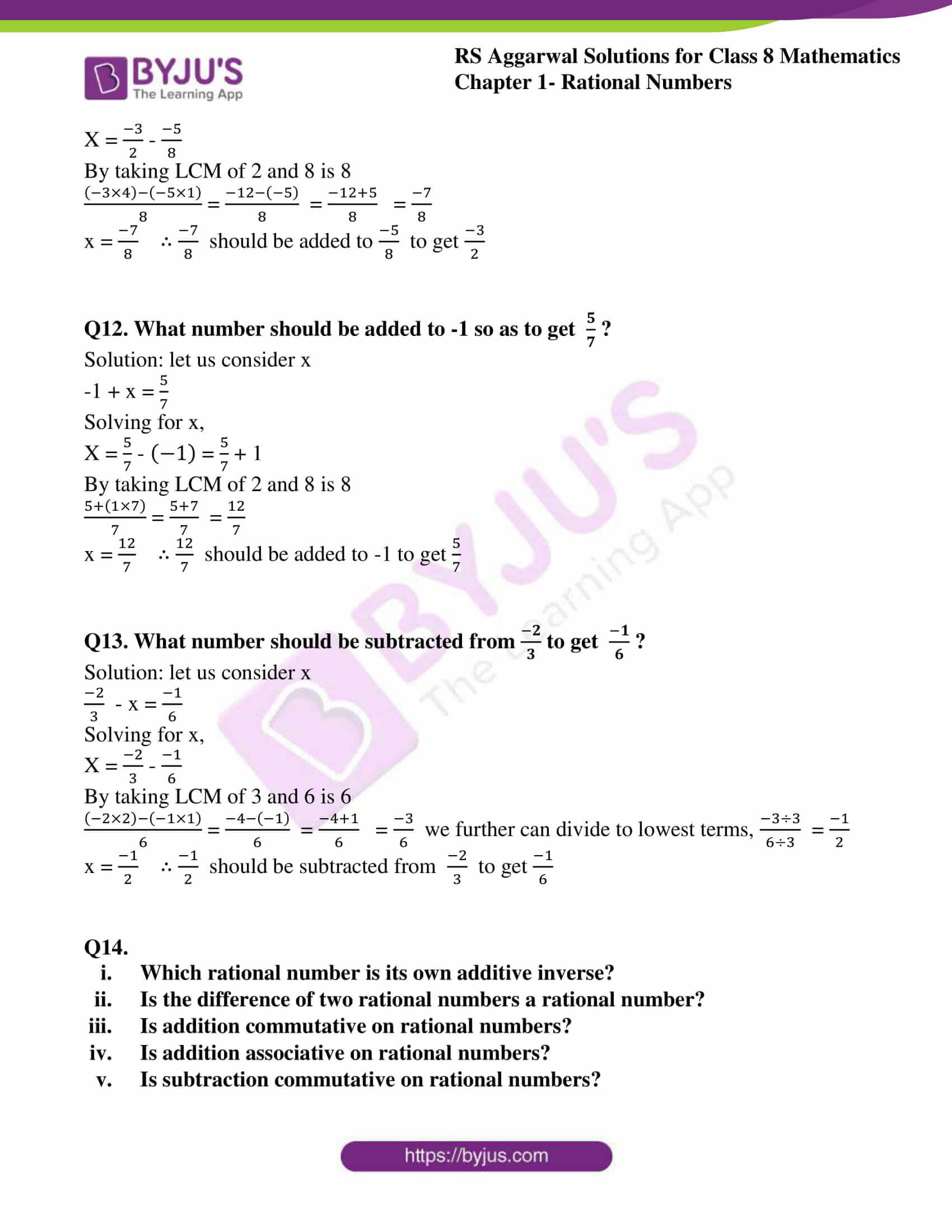 rs aggarwal solution for class 8 maths chapter 1 ex c 19