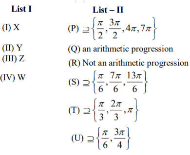 Solved JEE Advanced Question Paper Math 2019 Paper 2