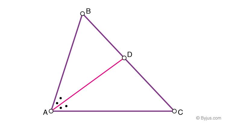 Angle Bisector Theorem