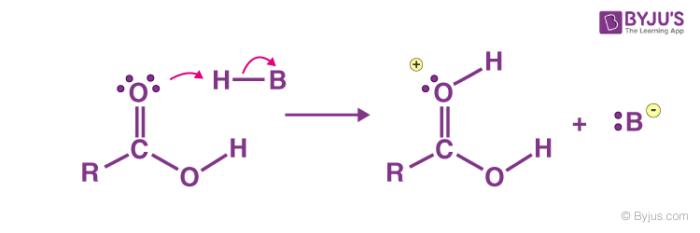 Fischer Esterification Mechanism Step 1
