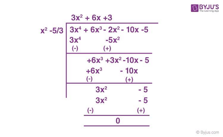 Important Questions class 10 chapter 2 polynomials Q10