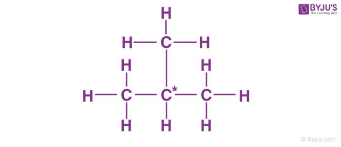Isobutane or 2 - Methylpropane
