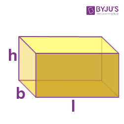 Mensuration Formula for Cuboid