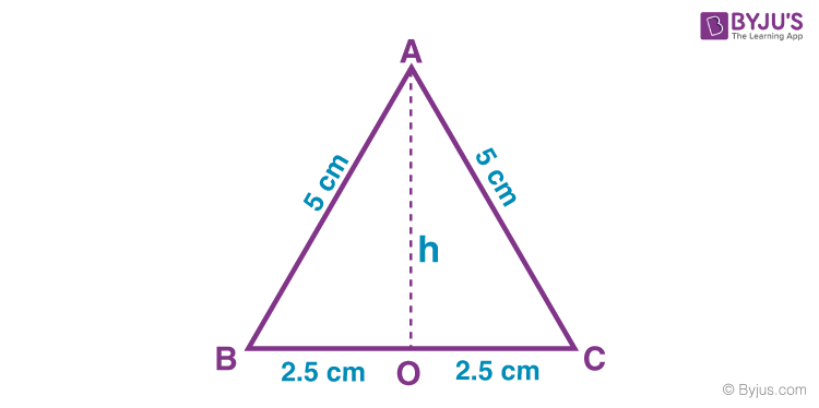 Properties of triangle Example