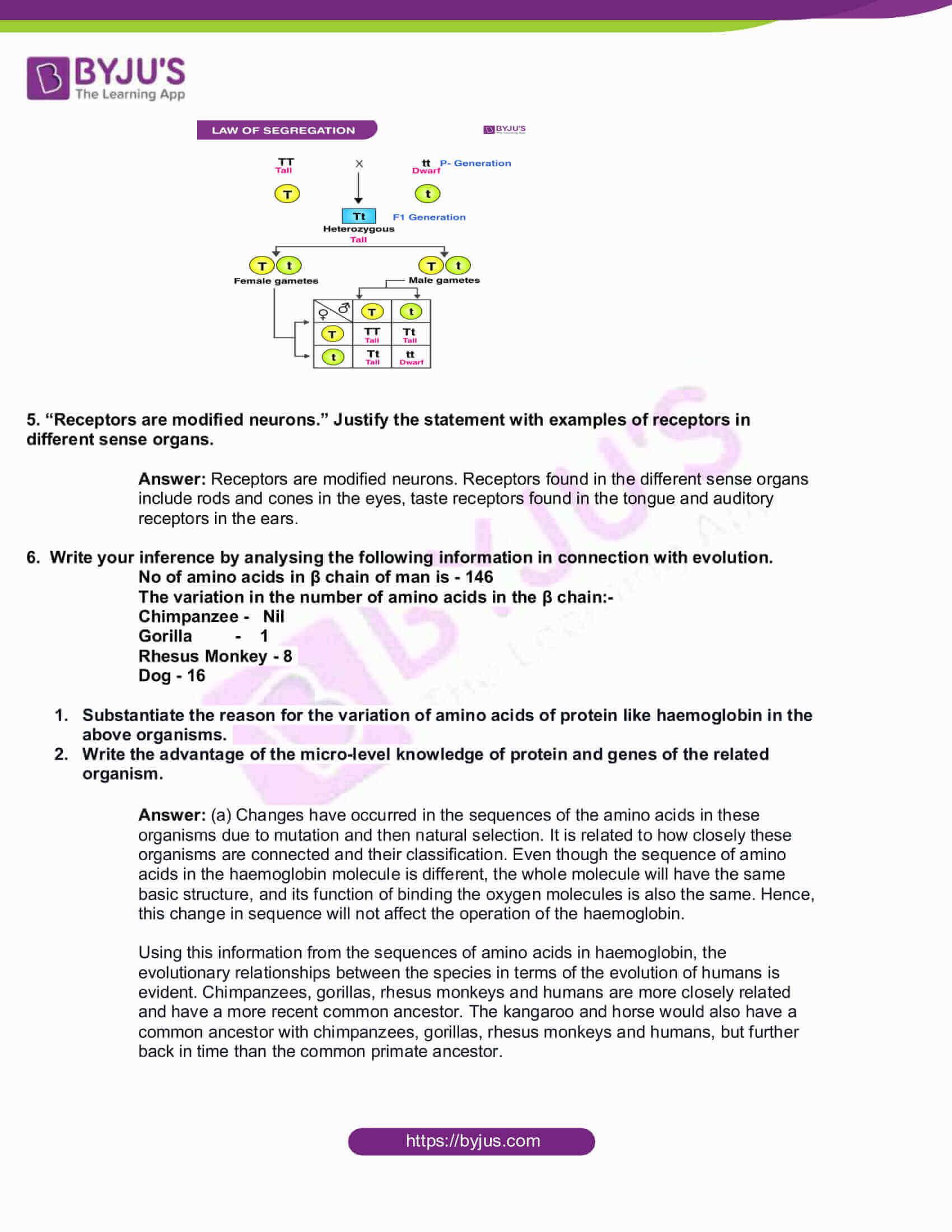 kbpe class 10 biology 2015 solutions 2