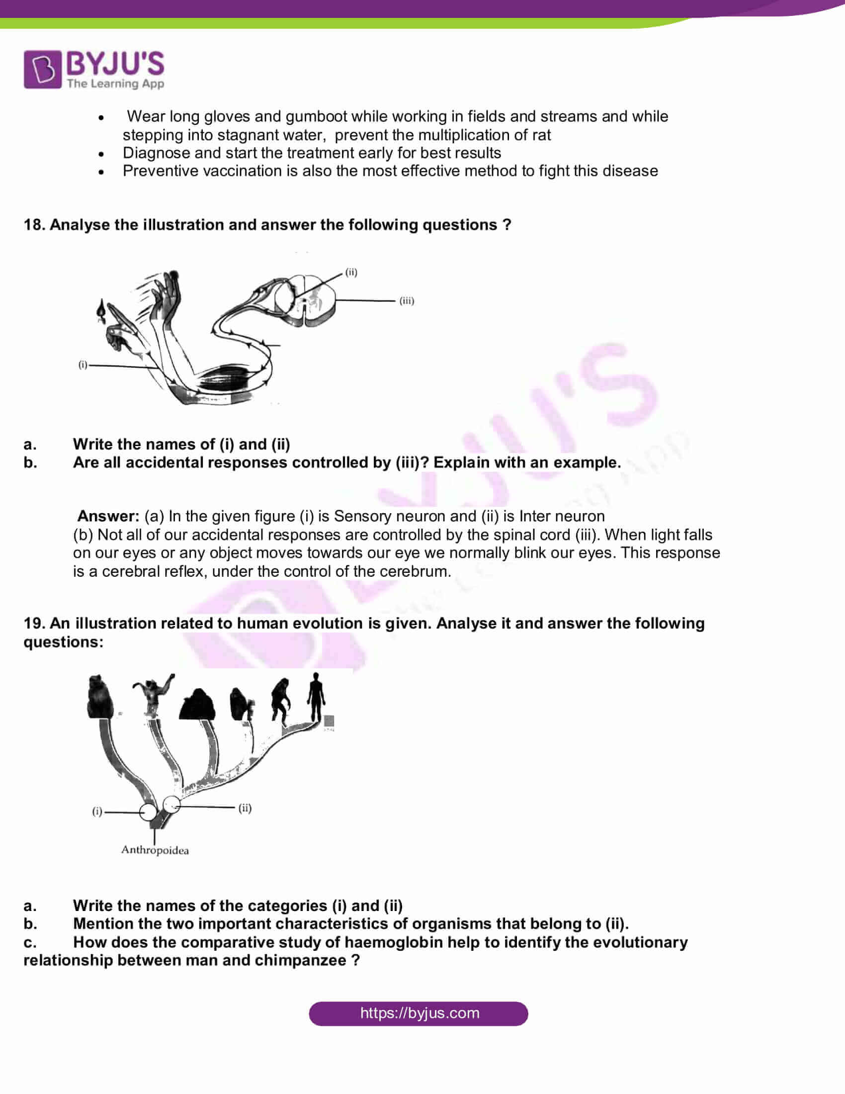 kbpe class 10 biology 2020 solutions 07