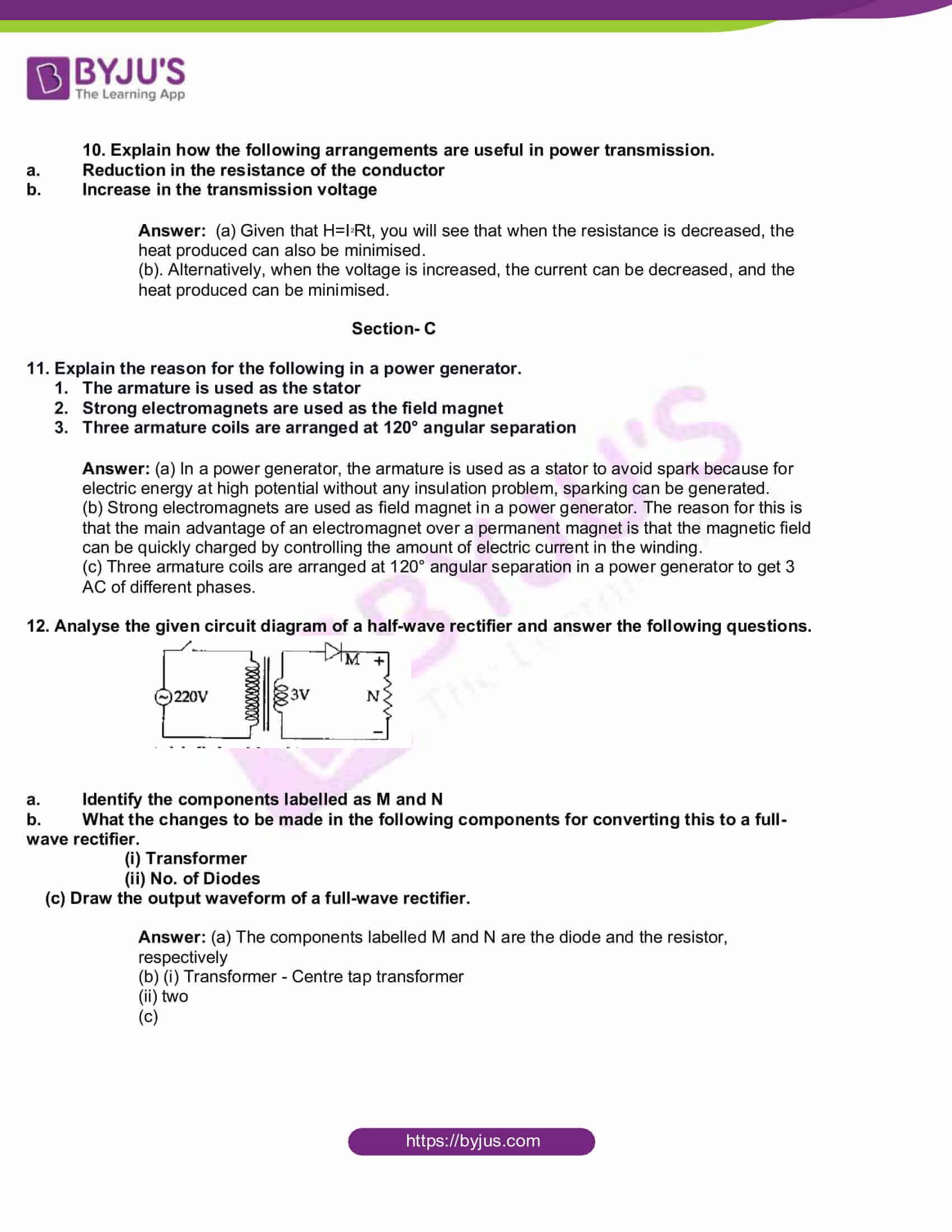 kbpe class 10 physics 2018 solutions 3