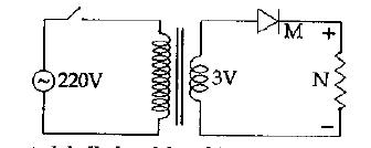 KBPE Class 10 Physics 2018 Question Paper Section C Question 12