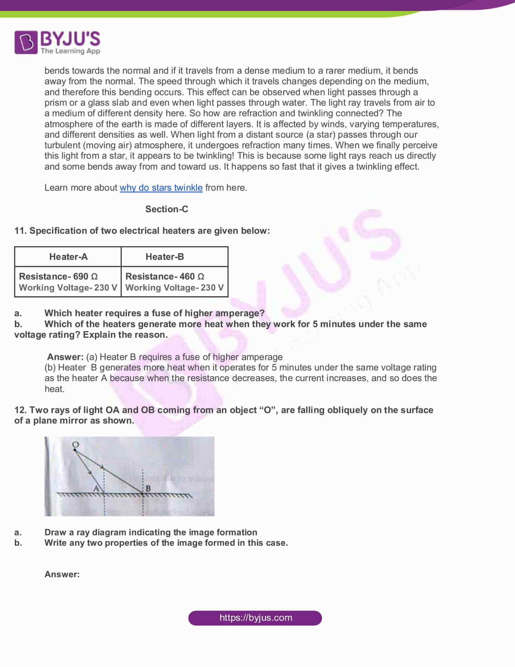 kbpe class 10 physics 2020 solutions 4