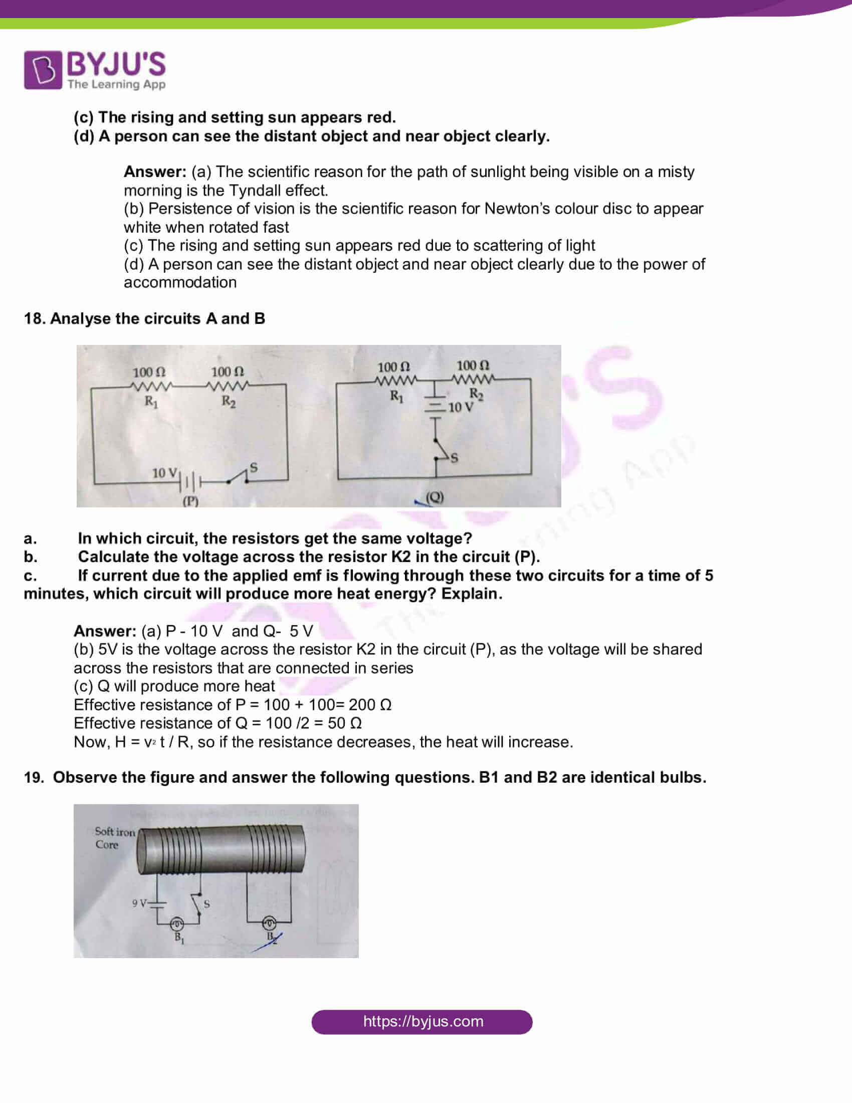 kbpe class 10 physics 2020 solutions 7