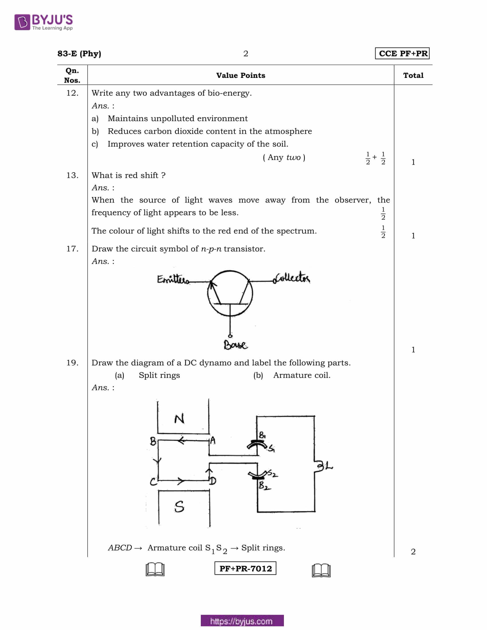 kseeb class 10 previous year solutions for science 2016 2