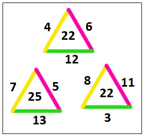 Maths puzzles example 1 solution