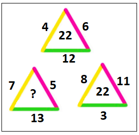 Maths puzzles example 1