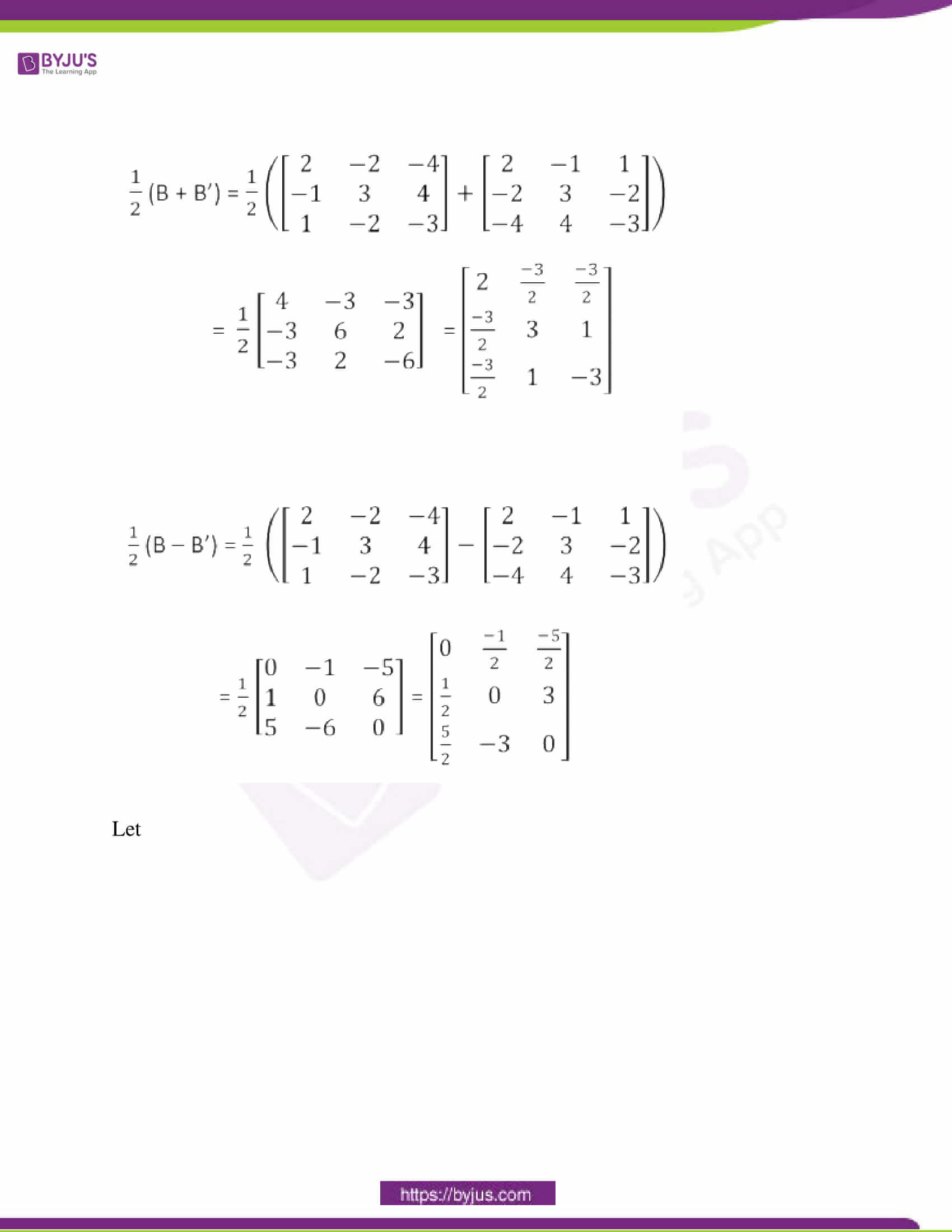 mp board class 12 questions and answers maths 2020 32