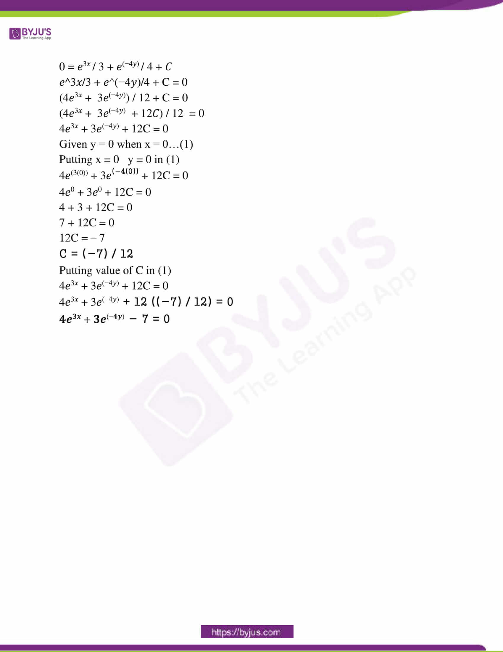 mp board class 12 questions and answers maths 2020 40