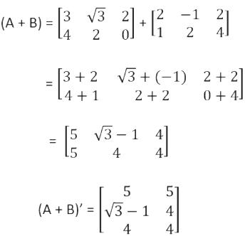 MPBSE Class 12 Maths 2019 QP Solutions Q22ii [b] answer