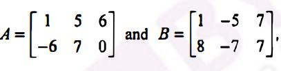 MPBSE Class 12 Maths 2019 QP Solutions Q6ii answer