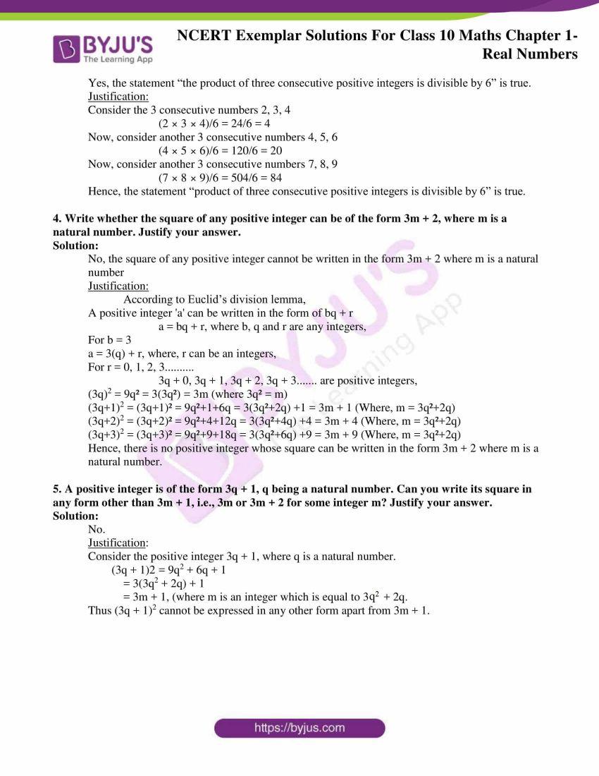 ncert exemplar for class 10 maths chapter 1